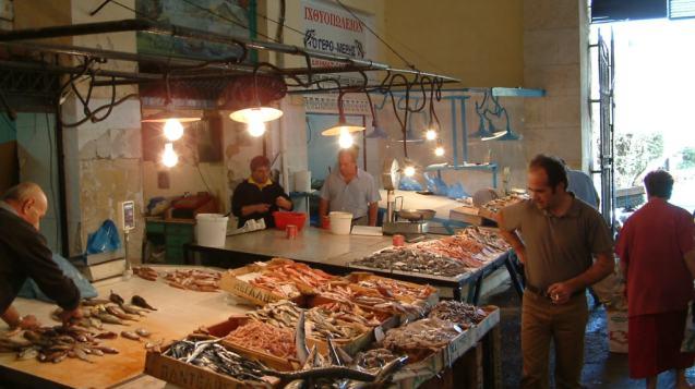 Chania Crete Family Food Tour