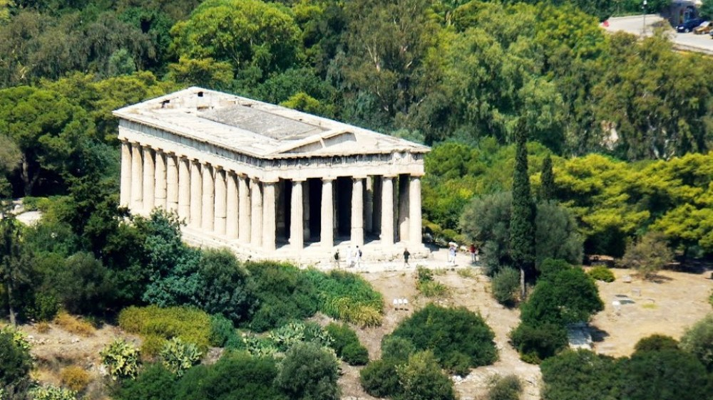 Athens Mythology Tour for Families