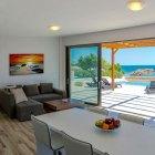 Mary Beach Tria Family Villa, Chania