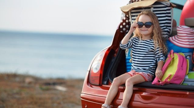 Tips for driving in Greece on a family vacation