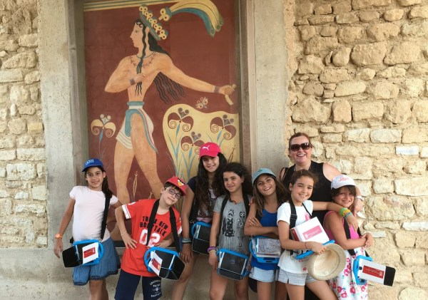 Guided Tour at Knossos Palace & Pottery Workshop