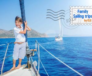 Family Sailing Trip from Crete to Naxos – 11-day Package