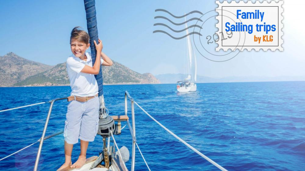 Kid-Friendly Sailing Holiday in Greece