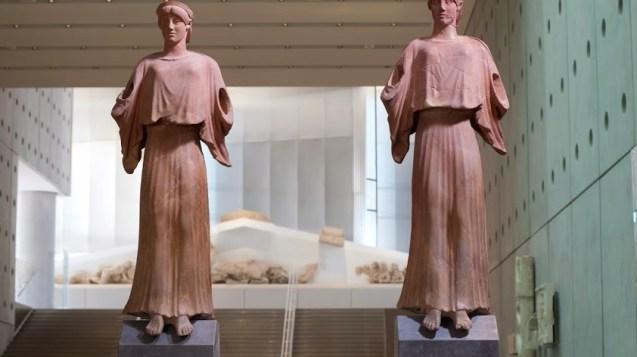 Μουσείο της Ακρόπολης για Οικογένειες