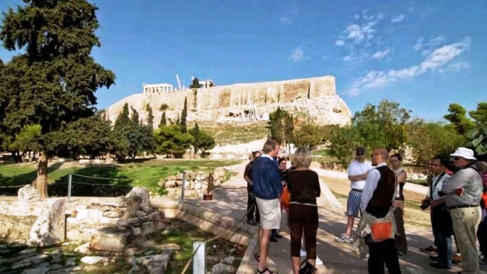 Percy Jackson Tour of the Acropolis and Acropolis Museum