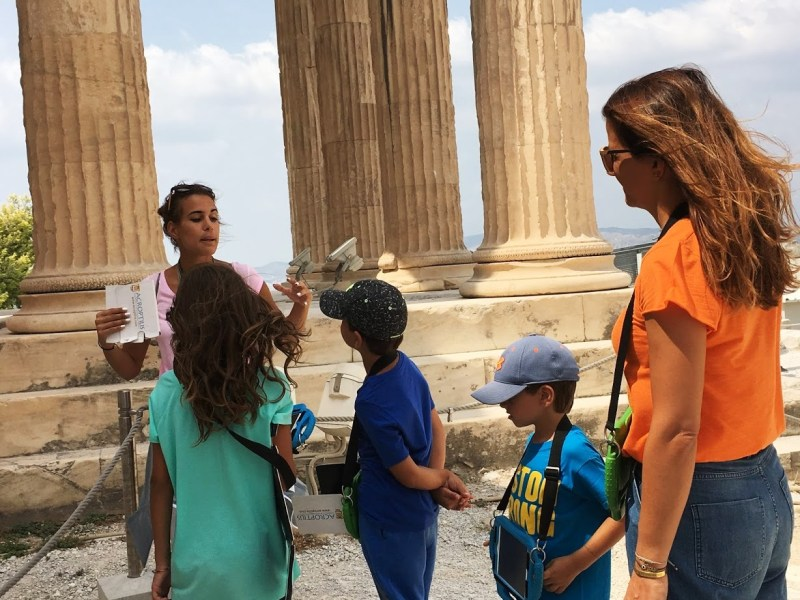 The Best Percy Jackson Tours in Athens