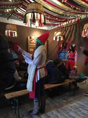 Christmas Factory Αθήνα Τεχνόπολις Γκάζι παιδότοπος Δίψα για Χριστούγεννα
