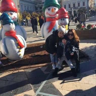 Οικογενειακή απόδραση στη γιορτινή Πάτρα