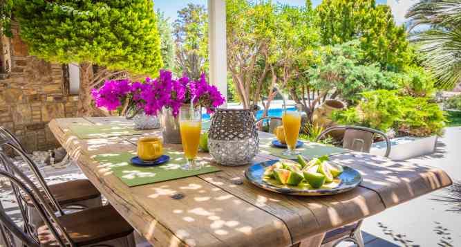 Ego Family Villa Naxos Island