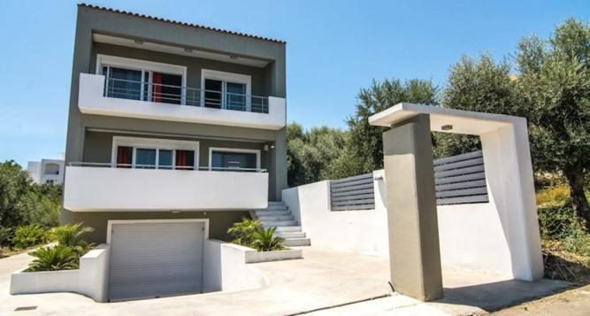 Family Pool Villa Andreas, Chania, Crete