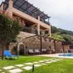 family villa antonia sfinari western chania crete kids love greece accommodation for families