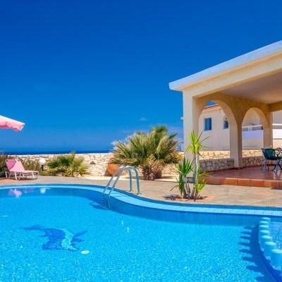 Family Villa Clio, Stavros, Akrotiri, Chania, Crete