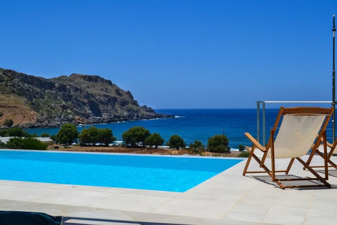 kids love greece accommodation for families family villa corallium sfinari western chania crete