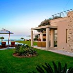 luxurious family villa crete hersonissos kids love greece accommodation for families