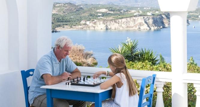 Luxury Family Villa Amor, Plaka, Almyrida, Chania