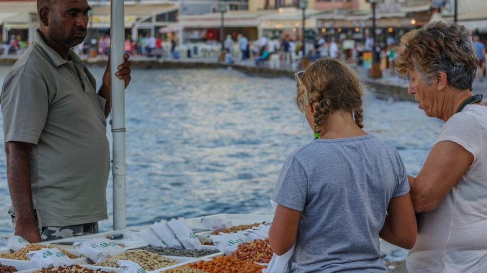 Chania Crete Family Food Tour