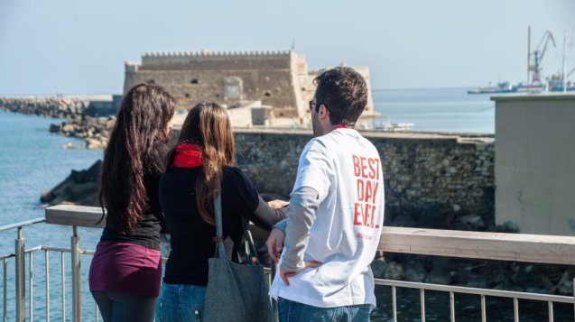 Heraklion Tasting and Sights Family Food Tour