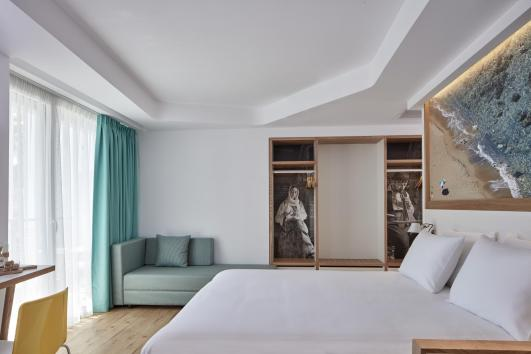 Olive Green Eco Friendly Smart Hotel KidsLoveGreece.com accommodation