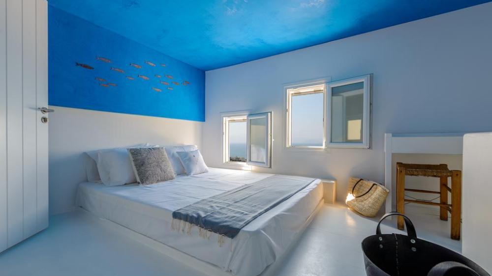 Orkos 2 Family Villa Naxos Island- 4 Bedroom Villa