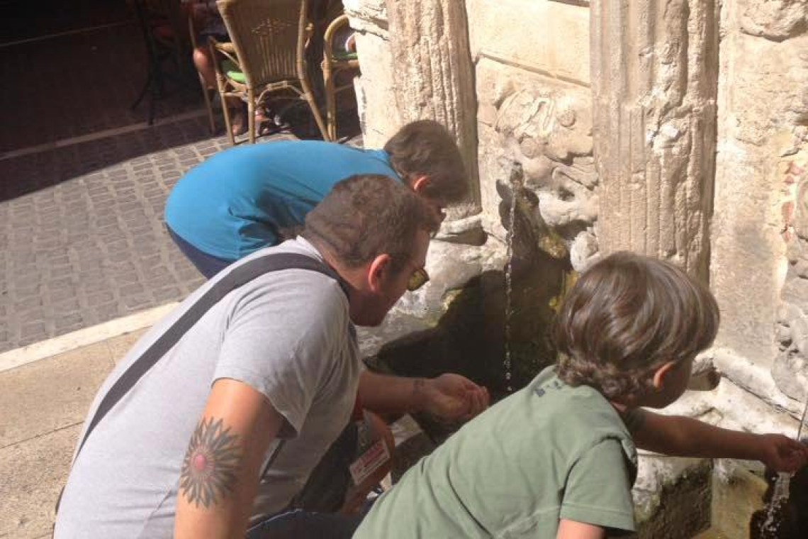 Rethymno conquered family walking tour activities for families kids love greece Crete