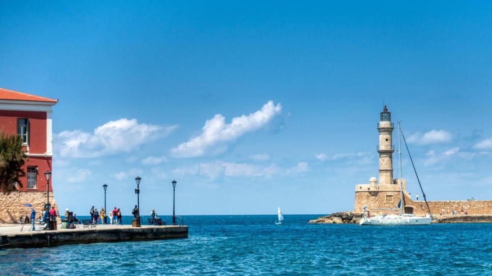 Chania Crete Family Walking Tour