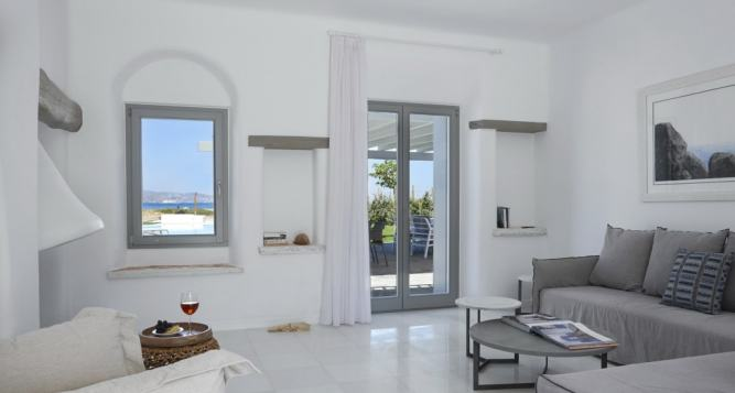 Plaka South Private Family Villa Naxos Island