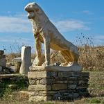 ancient Delos private family tour Mykonos Cyclades kids love greece guided tours for families Delos island boat trip