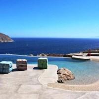 Luxury Stone Family Villa in Mykonos Island