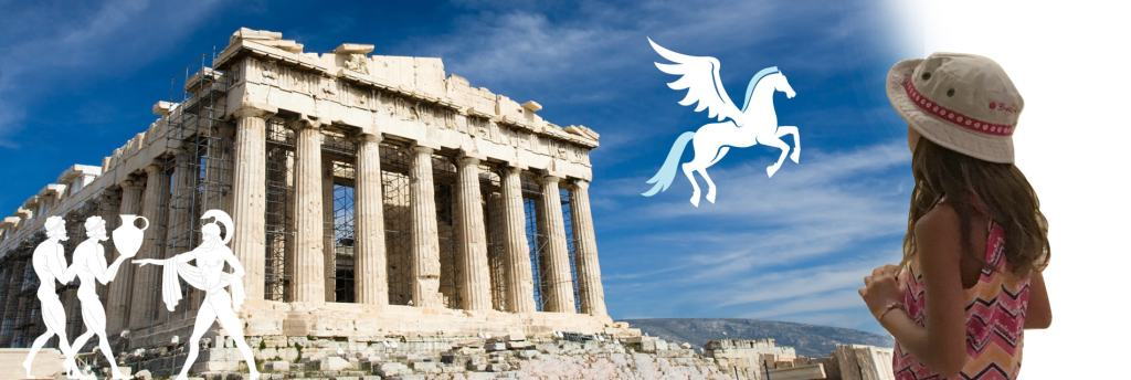 mythological family tours inspired by Percy Jackson kids love greece vacation packages for families