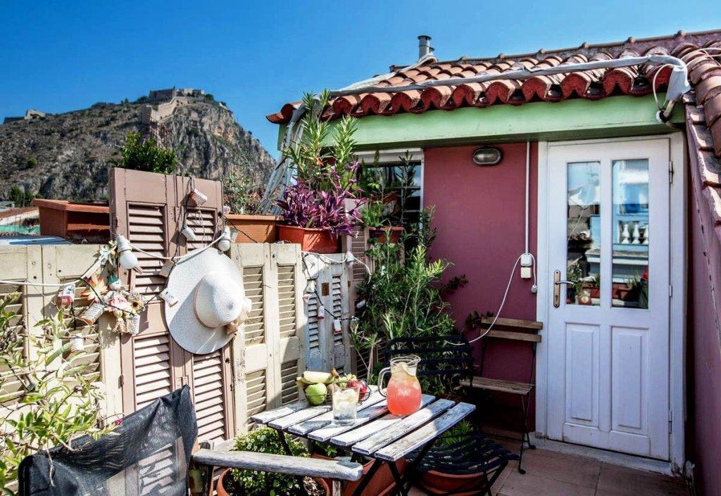family friendly accommodation Peloponnese kids love greece Adiandi hotel Nafplio