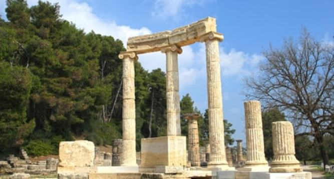 Planning your Mythological family road trip in Greece