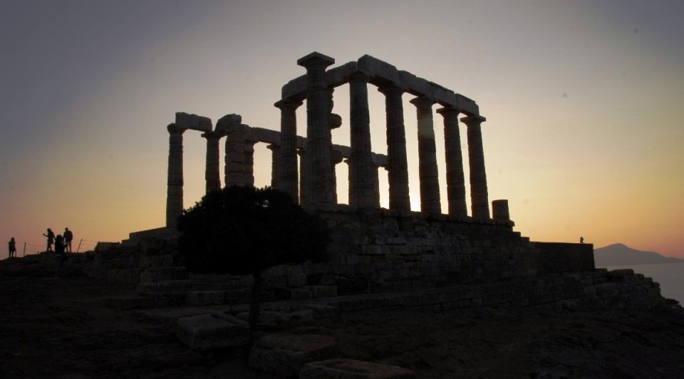 Athens Temple of Poseidon Stargazing at Cape Sounion Family Tour kids love greece activities