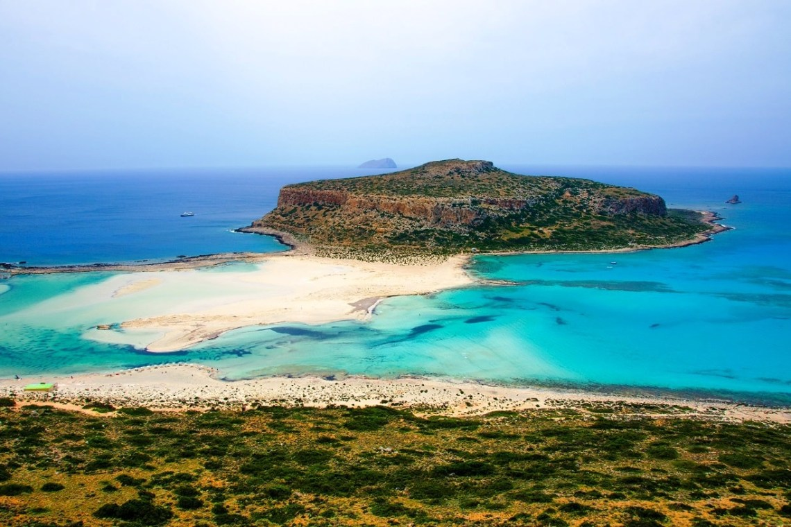 family road trip in Crete Balos kids love greece activities for families