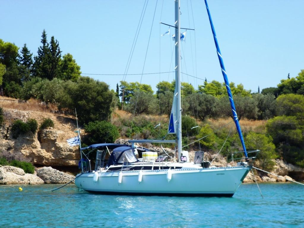 kids love greece Cyclades family sailing trip to Kea island activities for families from Athens