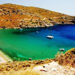two day family tour in Kea island cyclades kids love greece activities for families near Athens