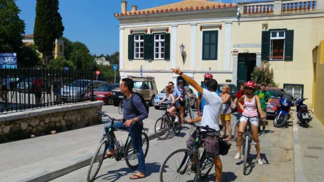 See Athens by Bike – Family biking activity in Athens