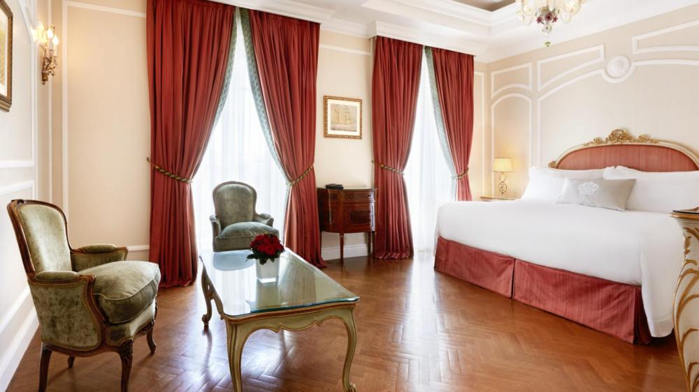 The King George Hotel in Athens – Inspiring Accommodation for Families in Athens