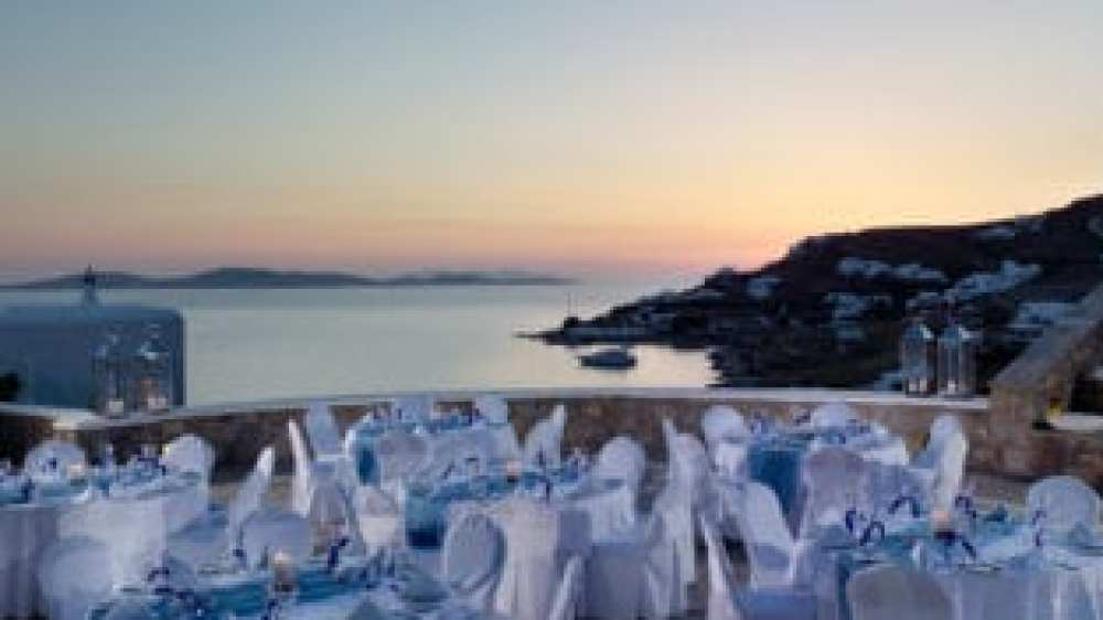 The Mykonos Grand Hotel and Resort – Luxury 5 Star Hotel