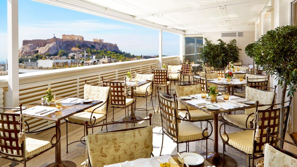 King George, a Luxury Collection Hotel, Athens – Inspiring Accommodation for Families in Athens
