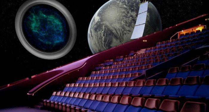 The Planetarium in Athens
