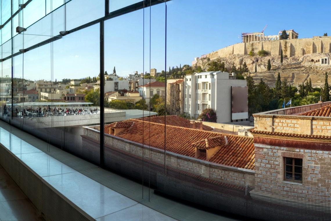 Acropolis museum family tour Athens