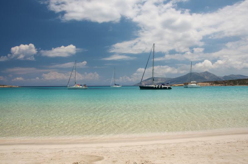 Pori Beach Kids Love Greece