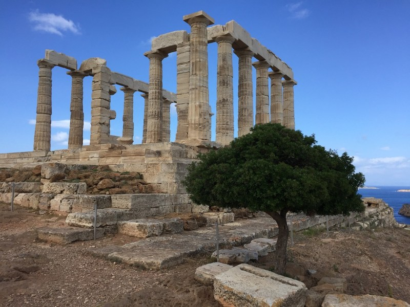 Private Percy Jackson Tour of Cape Sounion and the Temple of Poseidon from Athens