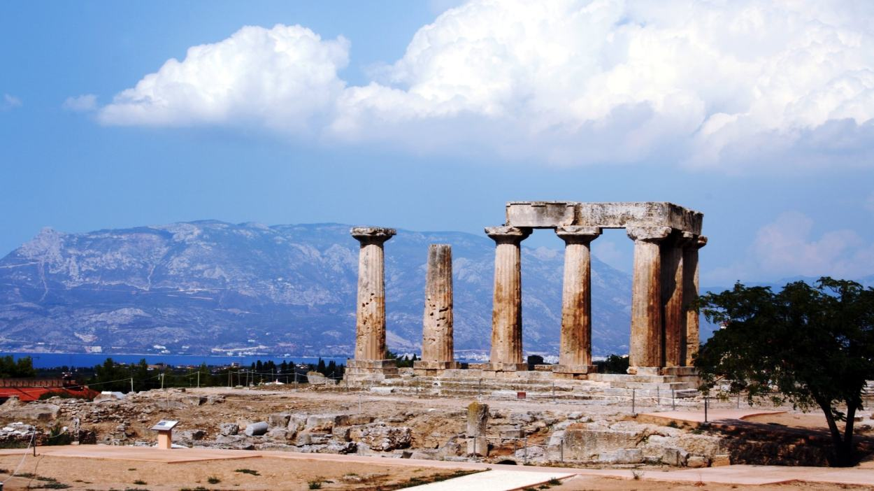 Percy Jackson Tour of Ancient Corinth and Epidaurus – Day Trip from Athens