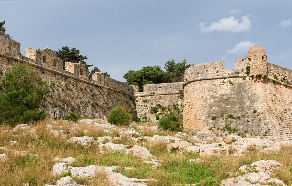 The Fortezzo in Rethymnon