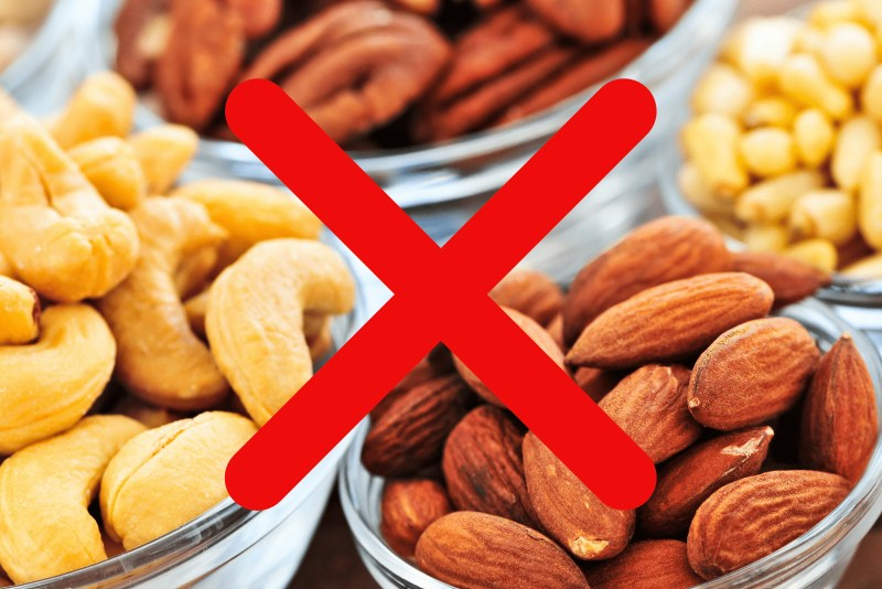 A Parent's Guide to Keeping Nuts Off The Table When Traveling to Greece