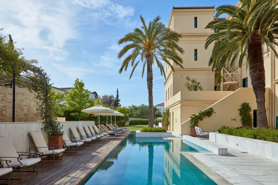 Poseidonion Grand hotel Spetses luxury 8