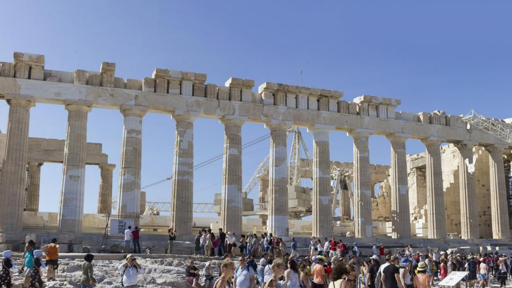 The Acropolis 3D app – A new guiding tool for Families