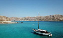Balos-Grambousa sailing trip