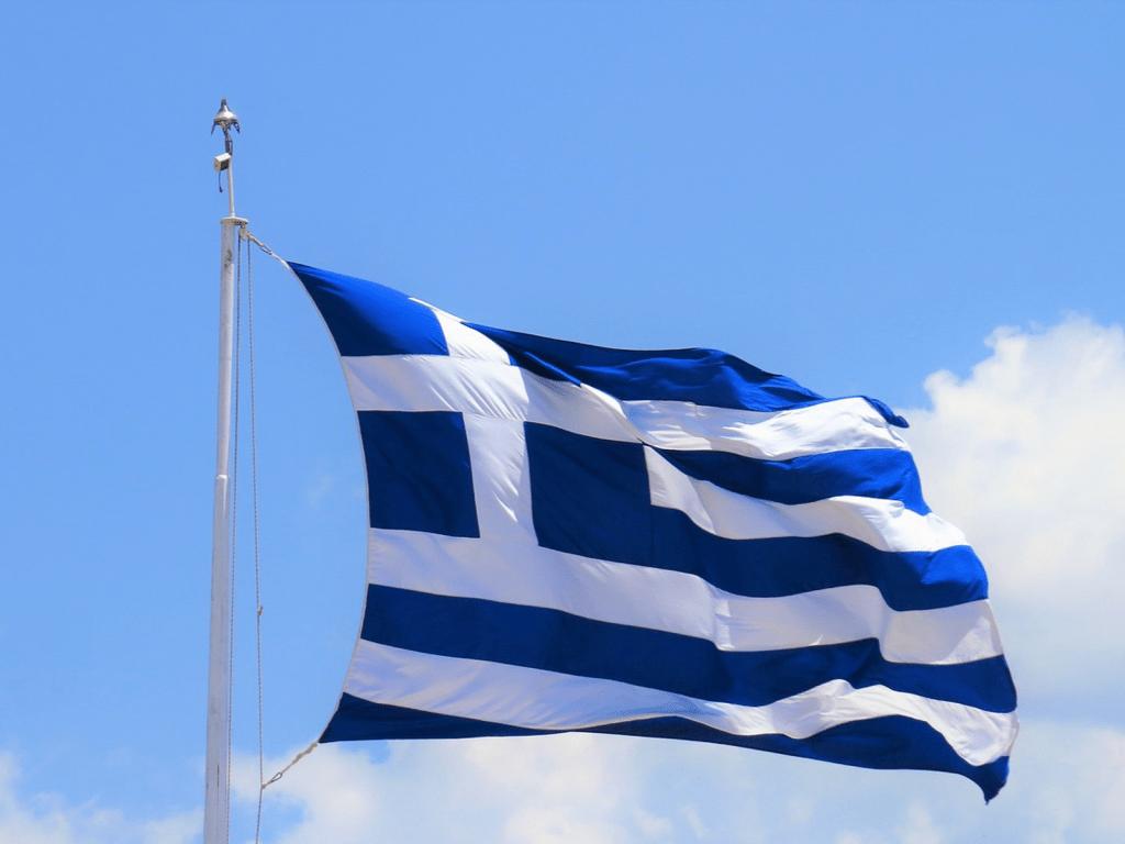 Greek Parade Greek flag PX